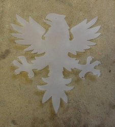 sand blasted designs on glass